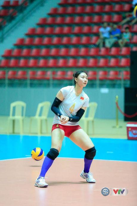 Nhung bong hong tren san dau VTV Cup - Anh 2