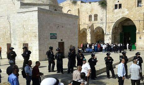 Thu linh Hezbollah: Nguoi Palestine co quyen 'noi day' chong Israel - Anh 1