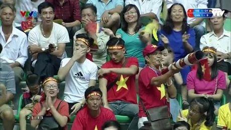 Tuyen bong chuyen nu Viet Nam vs tre Trung Quoc: Tuyet voi cho cac cac co gai Viet Nam - Anh 1