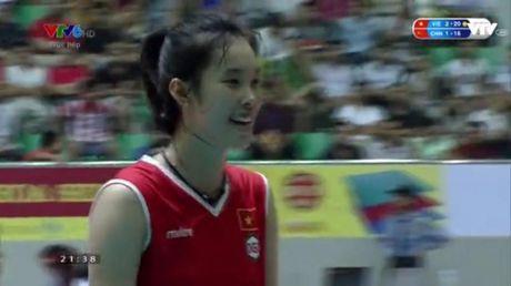 Tuyen bong chuyen nu Viet Nam vs tre Trung Quoc: Tuyet voi cho cac cac co gai Viet Nam - Anh 3
