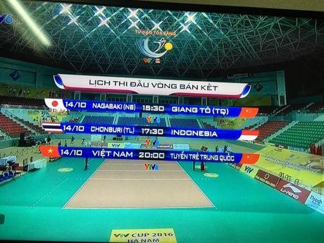 Tuyen bong chuyen nu Viet Nam vs tre Trung Quoc: Tuyet voi cho cac cac co gai Viet Nam - Anh 5