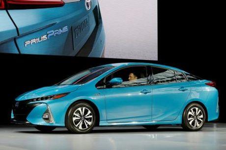 Toyota thu hoi dong xe Prius tai Australia - Anh 1