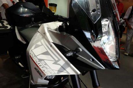 Sieu mo to KTM 1290 Super Duke dau tien ve Viet Nam gia tu 690 trieu dong - Anh 4