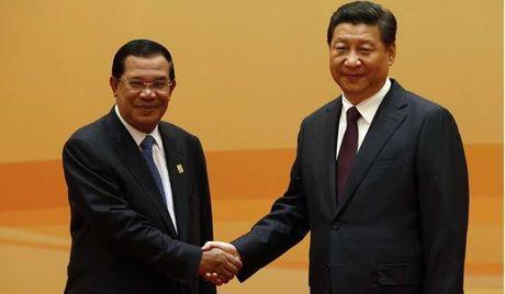 Ong Tap Can Binh: Trung Quoc-Campuchia la lang gieng tot, ban be tin cay - Anh 1