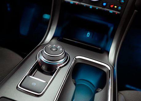 Ford nang cap Fusion quyet canh tranh cung xe Nhat - Anh 7