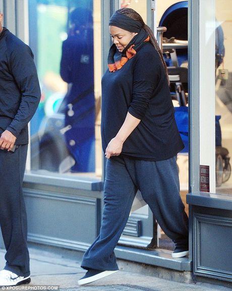 Janet Jackson thua nhan dang mang thai con dau long - Anh 2