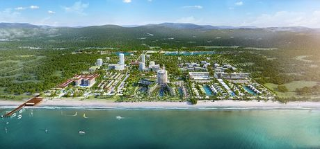 BIM Group khoi cong du an Phu Quoc Waterfront - Anh 1