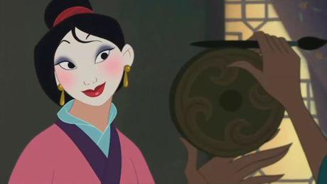 Disney se chon dien vien Trung Quoc vao vai Hoa Moc Lan - Anh 1