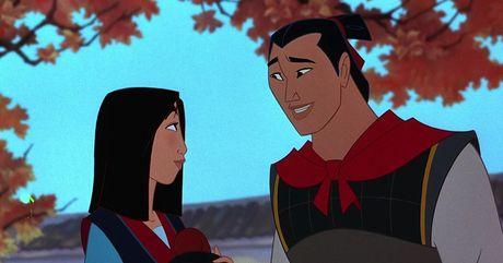 Disney se chon dien vien Trung Quoc vao vai Hoa Moc Lan - Anh 2