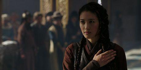 Disney se chon dien vien Trung Quoc vao vai Hoa Moc Lan - Anh 8