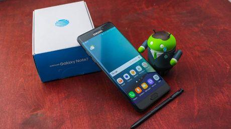 My: Samsung tra tien cho nguoi dung Note 7 doi sang... iPhone - Anh 1