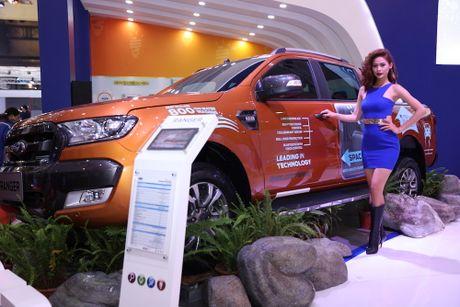 Ranger, EcoSport va Transit giup Ford thiet lap ky luc - Anh 3