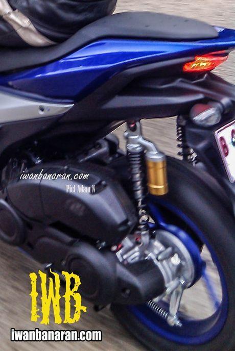 Nhung diem dang chu y tren Yamaha NVX thay the Nouvo - Anh 2