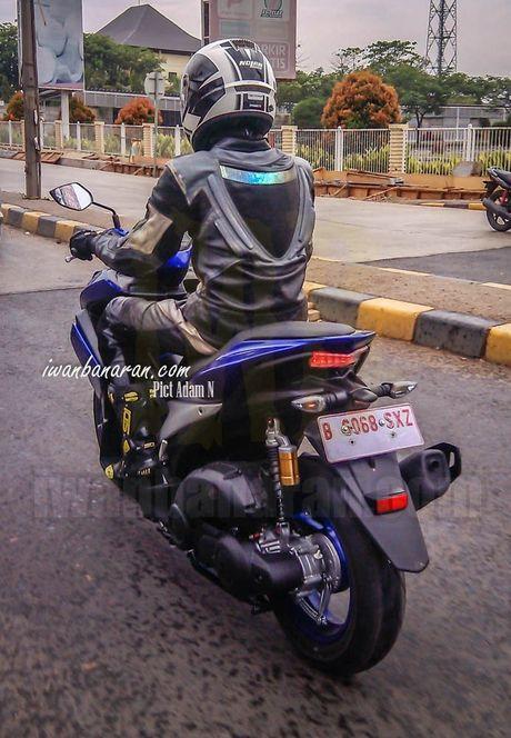 Nhung diem dang chu y tren Yamaha NVX thay the Nouvo - Anh 5