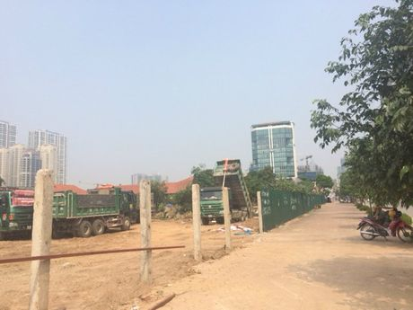 Khu do thi quay ton trong co gan thap ky tren dat vang Ha Noi - Anh 7