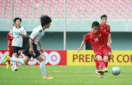 U19 Viet Nam: Khi tro khong da vi thay - Anh 1