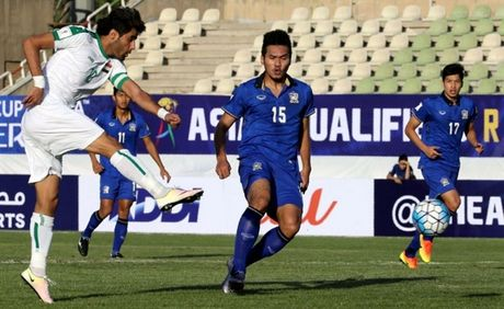 Thai Lan vo mong World Cup va tro thanh doi bong vo dich… the do - Anh 1