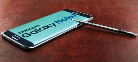 Tieu huy Galaxy Note7 dong nghia voi viec phi pham rat nhieu tai nguyen moi truong - Anh 1