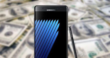 Nguoi dung My nhan them 100 USD neu doi Galaxy Note7 sang smartphone Galaxy khac - Anh 1