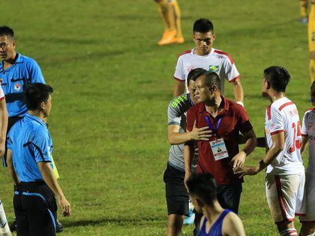 Chu tich VFF chi dao chan chinh cong tac trong tai va ky luat truoc mua giai 2017 - Anh 1