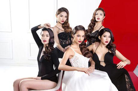 Team Pham Huong gianh chien thang o 'Cuoc chien sac dep' - Anh 4