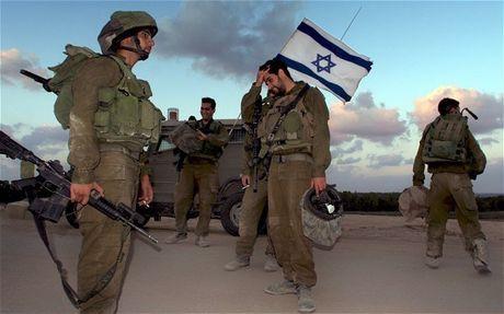 Quan doi Israel phan quyen de doi pho nhung moi de doa moi - Anh 1