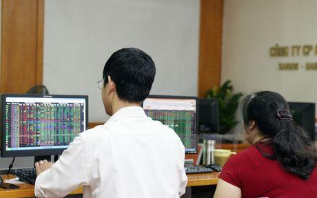 Tiep da tang, VN-Index len nguong 687 diem phien cuoi tuan - Anh 1