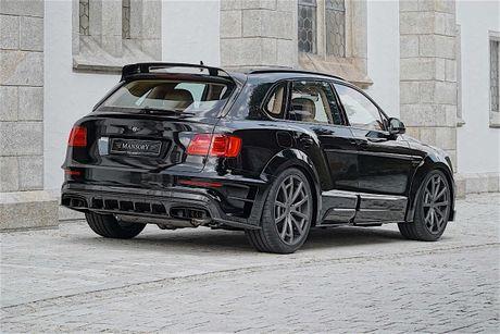 Mansory tung goi do moi cho SUV Bentley Bentayga - Anh 3