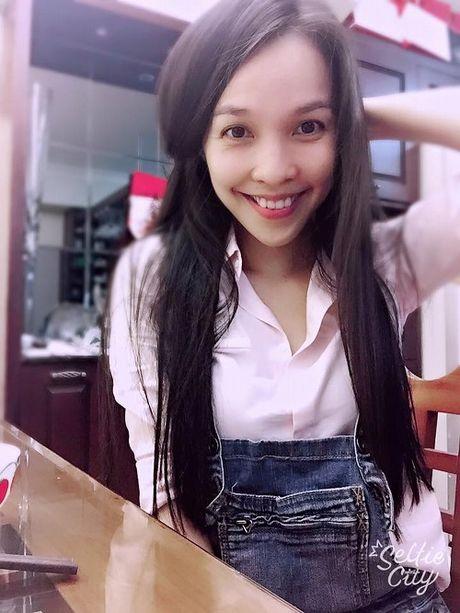 Hien Thuc tre nhu 'gai teen' du da can moc tuoi 35 - Anh 8