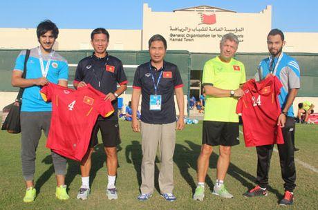 U19 Viet Nam co CDV dac biet nguoi… Bahrain - Anh 2