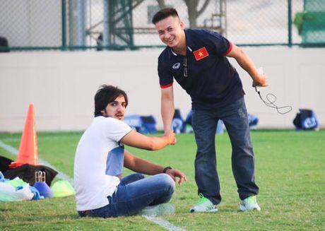 U19 Viet Nam co CDV dac biet nguoi… Bahrain - Anh 3
