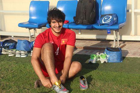 U19 Viet Nam co CDV dac biet nguoi… Bahrain - Anh 4