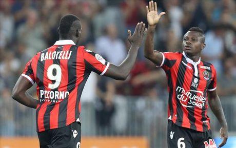 01h45 ngay 15/10, Nice vs Lyon: Bay cung Balotelli - Anh 1