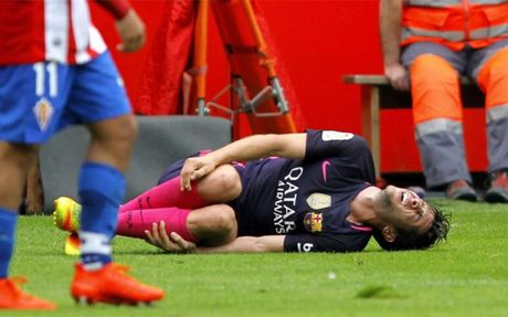 Sergi Roberto: Nguoi thay the hoan hao cho Dani Alves - Anh 1