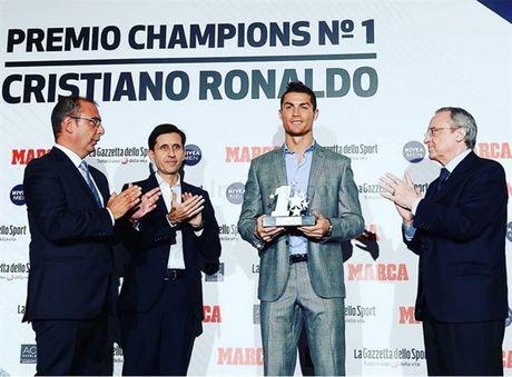 Vong 8 La Liga - Vong dau cua Ronaldo - Anh 2