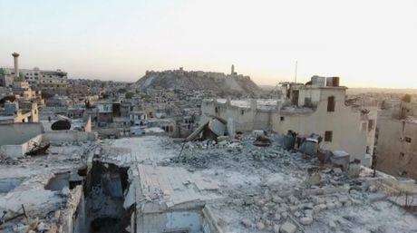 Kinh hoang canh tuong nhu bai tha ma o thanh pho Aleppo - Anh 5