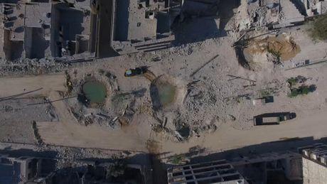 Kinh hoang canh tuong nhu bai tha ma o thanh pho Aleppo - Anh 7