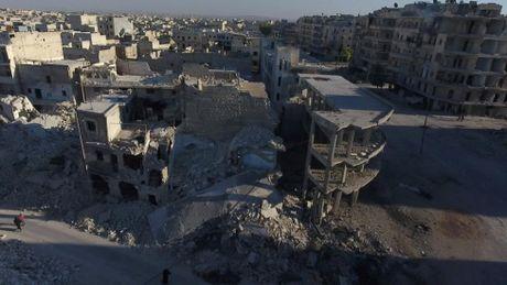 Kinh hoang canh tuong nhu bai tha ma o thanh pho Aleppo - Anh 9