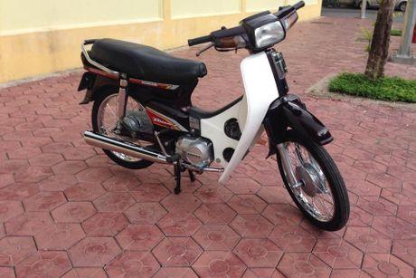 Honda Dream II chay 1.000 km 'thet gia' 180 trieu dong - Anh 1