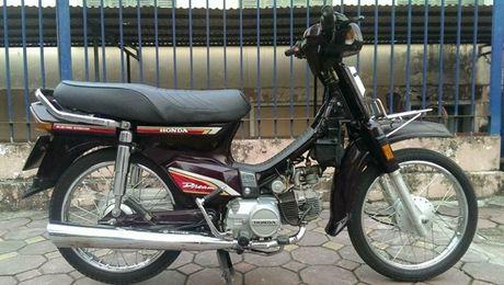Honda Dream II chay 1.000 km 'thet gia' 180 trieu dong - Anh 3