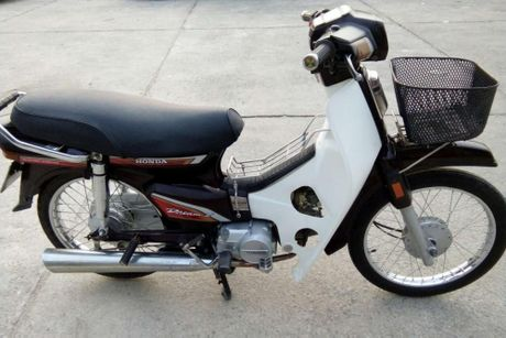 Honda Dream II chay 1.000 km 'thet gia' 180 trieu dong - Anh 4