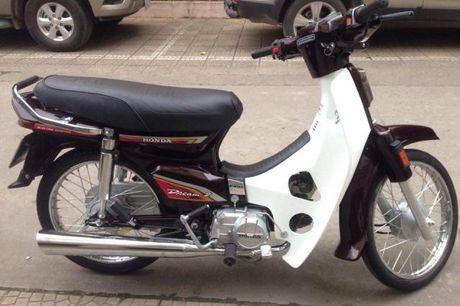 Honda Dream II chay 1.000 km 'thet gia' 180 trieu dong - Anh 5