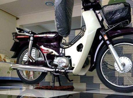Honda Dream II chay 1.000 km 'thet gia' 180 trieu dong - Anh 6