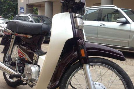 Honda Dream II chay 1.000 km 'thet gia' 180 trieu dong - Anh 7