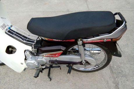 Honda Dream II chay 1.000 km 'thet gia' 180 trieu dong - Anh 8