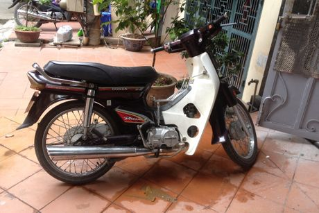 Honda Dream II chay 1.000 km 'thet gia' 180 trieu dong - Anh 9