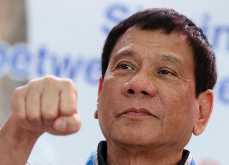 Tong thong Philippines bat ngo tuyen bo se lam 'be mat' phuong Tay - Anh 1