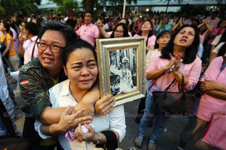 Lanh dao Viet Nam chia buon ve viec Nha vua Thai Lan qua doi - Anh 2
