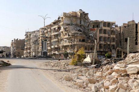 Tong thong Syria Bashar Assad: 'Aleppo la cu diem quan trong cho chien thang' - Anh 1