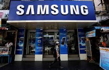 Co phieu Samsung tang nhe - Anh 1